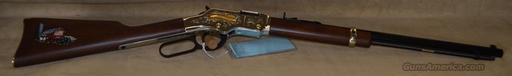 H004AF Henry Goldenboy American Farmer Tribute Edition - 22 S/L/LR  Guns > Rifles > Henry Rifle Company