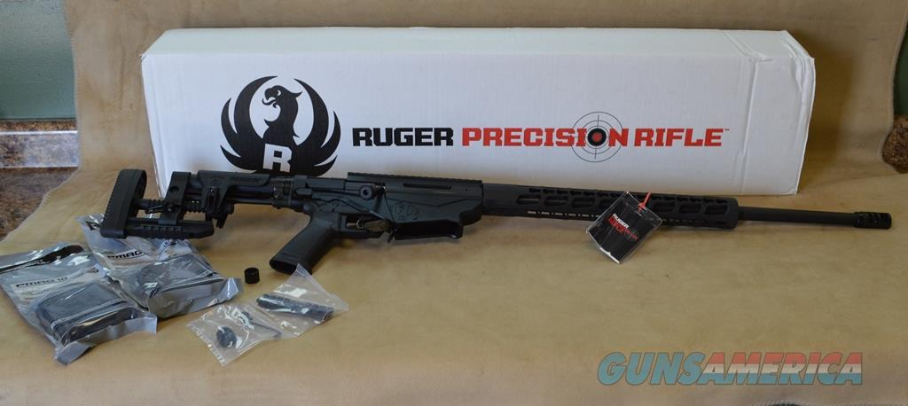 18009 Ruger Precision - 6.5 Creedmoor  Guns > Rifles > Ruger Rifles > Precision Rifle Series