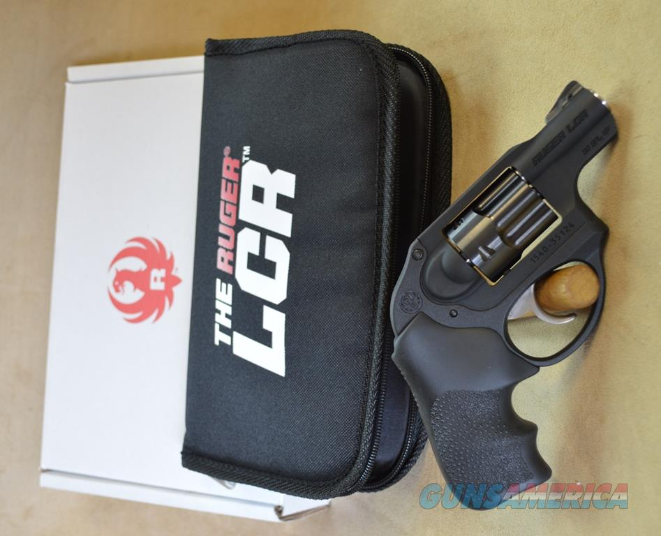 5401 Ruger LCR - 38 special  Guns > Pistols > Ruger Double Action Revolver > LCR