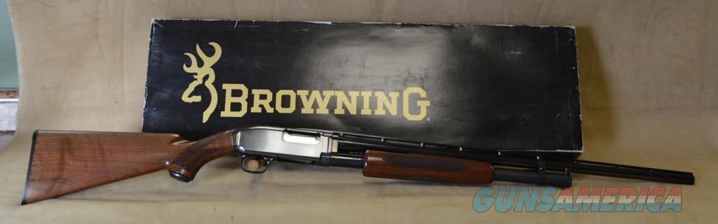 SALE Browning Model 12 - 20 gauge - NIB - Consignment  Guns > Shotguns > Browning Shotguns > Pump Action > Hunting