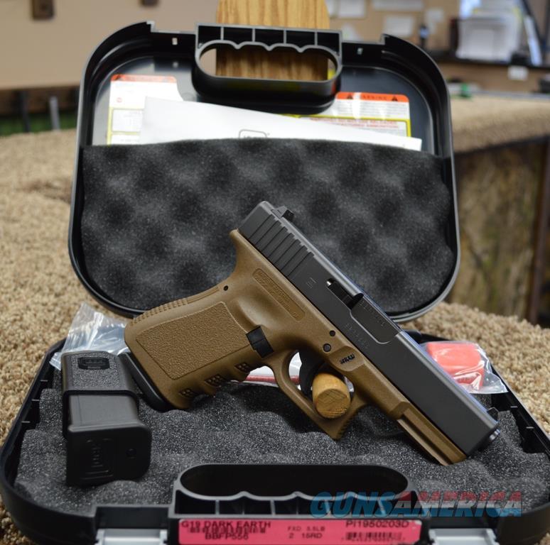 Glock 19 | G19 | 9x19mm | GLOCK USA
