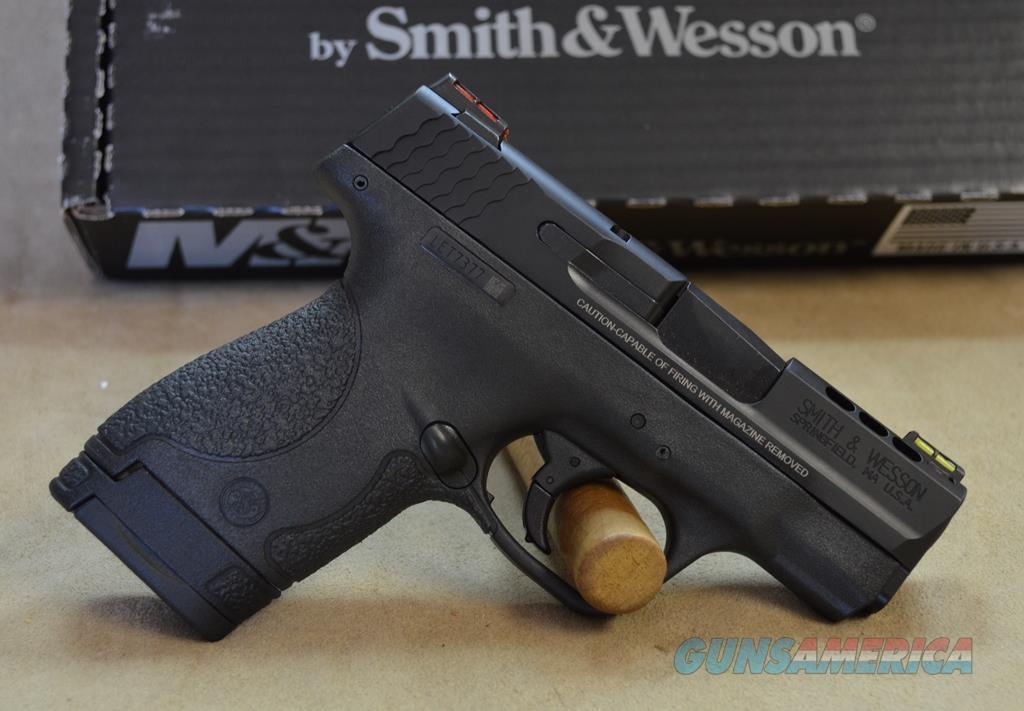 10109 Smith & Wesson M&P40 Shield HiViz - 40 S&W   Guns > Pistols > Smith & Wesson Pistols - Autos > Shield