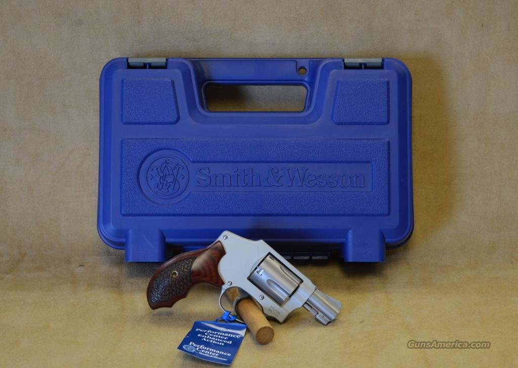 170348 Smith & Wesson 642 Performance Center - 38 Special + P  Guns > Pistols > Smith & Wesson Revolvers > Performance Center