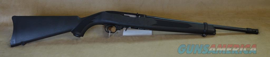 1261 Ruger 10/22 Tactical - 22 LR  Guns > Rifles > Ruger Rifles > 10-22