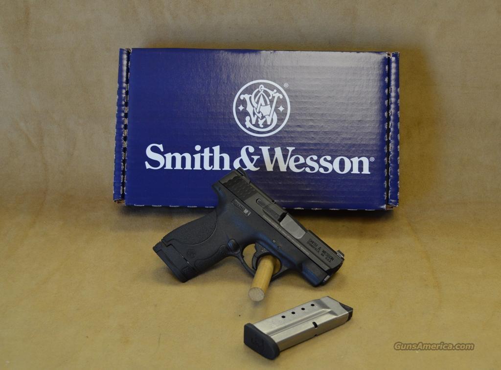 SALE 180020 Smith & Wesson M&P40 Shield - 40 S&W   Guns > Pistols > Smith & Wesson Pistols - Autos > Polymer Frame
