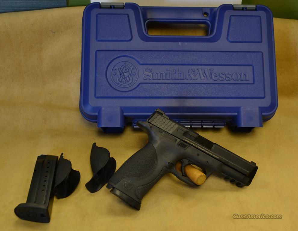 209301 Smith & Wesson M&P - 9mm - No thumb safety  Guns > Pistols > Smith & Wesson Pistols - Autos > Polymer Frame