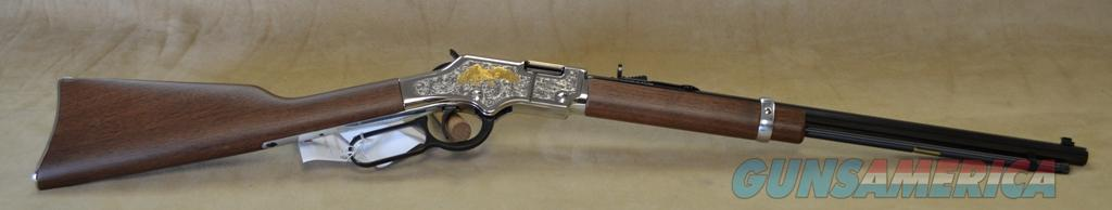 H004GE Henry Golden Eagle - 22 S/L/LR  Guns > Rifles > Henry Rifle Company