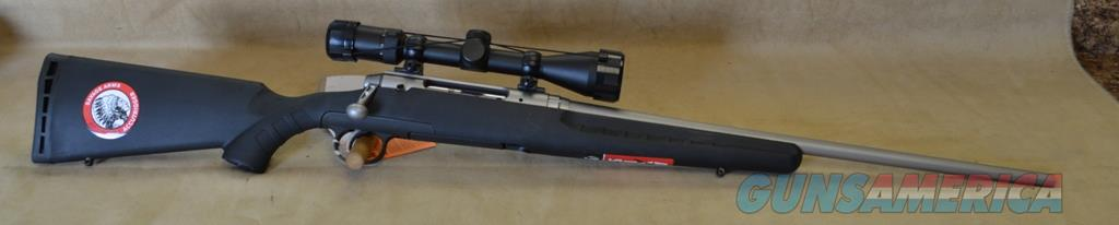 22547 Savage AXIS II XP Stainless Package - 270 Win  Guns > Rifles > Savage Rifles > Axis