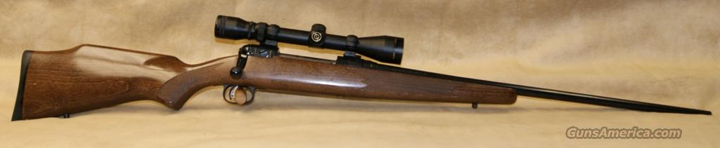 Savage Model 110 w/scope - 7mm Rem Mag  Guns > Rifles > Savage Rifles > Accutrigger Models > Sporting