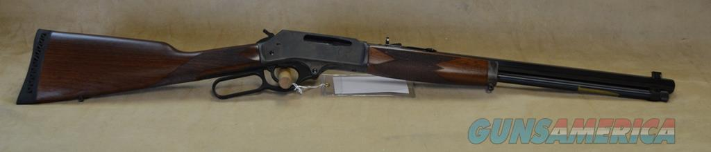 H009CC Henry Steel Case Hardened - 30-30  Guns > Rifles > Henry Rifle Company