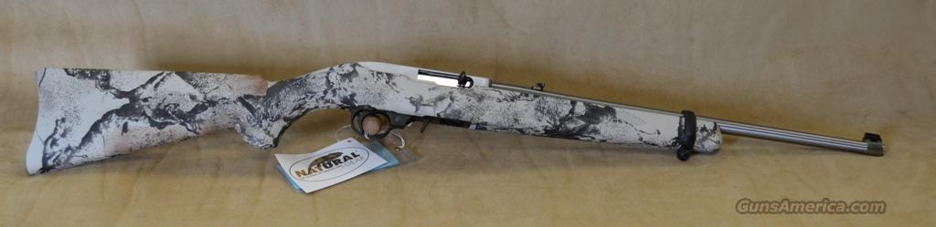 1286 Ruger 10/22 Natural Gear Camo/Stainless - 22 LR - Exclusive  Guns > Rifles > Ruger Rifles > 10-22