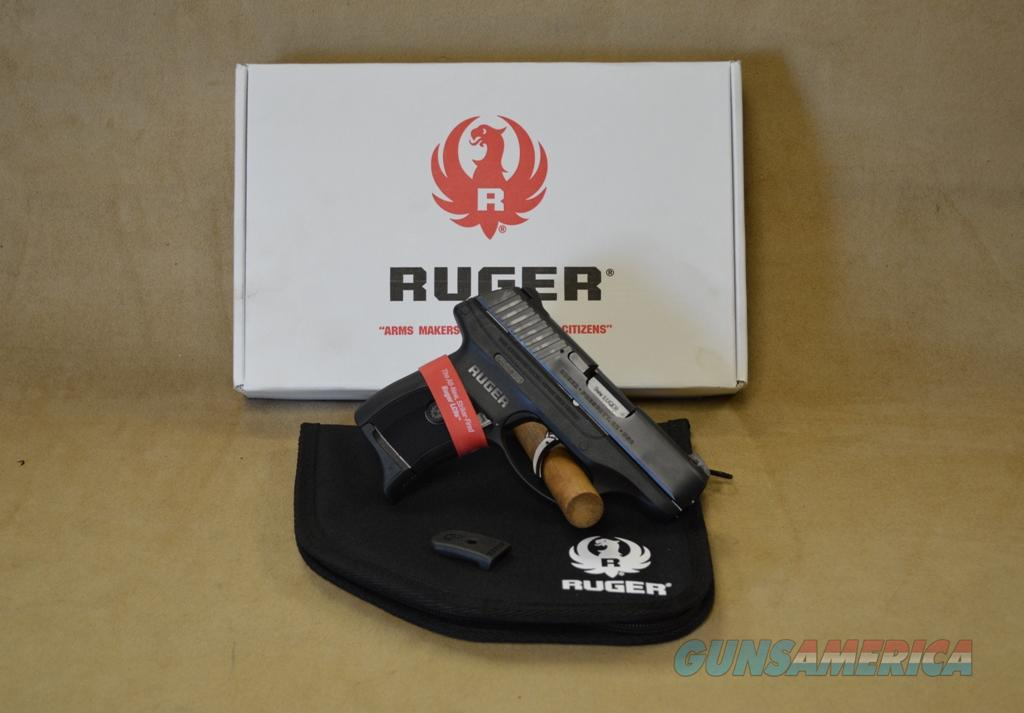 3235 Ruger LC9S Black - 9mm  Guns > Pistols > Ruger Semi-Auto Pistols > LC9