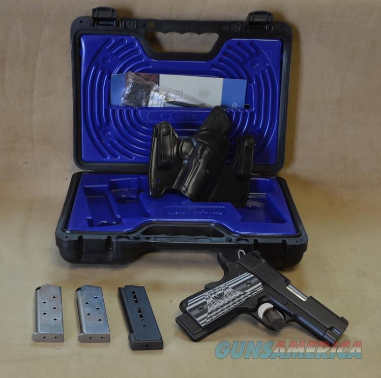 Dan Wesson ECO w/ holster - 45 ACP - Consignment  Guns > Pistols > Dan Wesson Pistols/Revolvers > 1911 Style