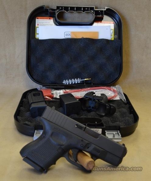PG2750201 Glock 27 Gen 4 - 40 S&W  Guns > Pistols > Glock Pistols > 26/27