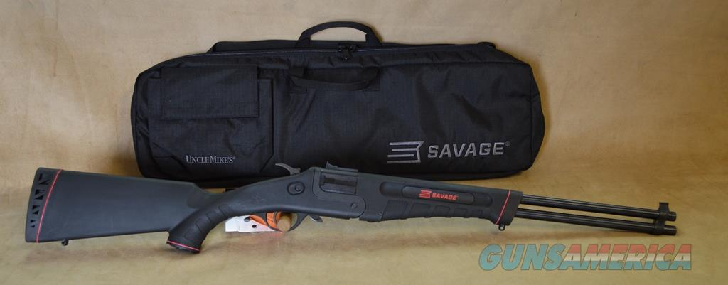 22440 Savage 42 Takedown - 22 LR /410 gauge   Guns > Rifles > Savage Rifles > 42