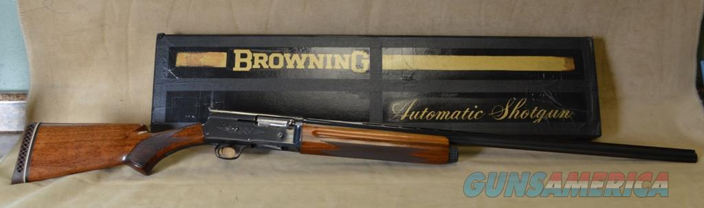 PRICE REDUCED!  Browning Magnum 12 - 12 gauge - Consignment  Guns > Shotguns > Browning Shotguns > Autoloaders > Hunting