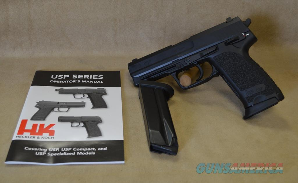 PRICE LOWERED H&K USP - 45 ACP - Used - Consignment  Guns > Pistols > Heckler & Koch Pistols > Polymer Frame