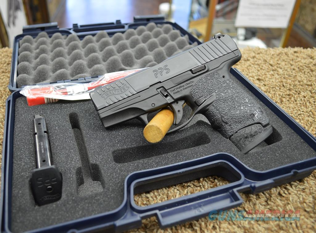 Walther PPS M2 - 9mm - Used, As New in box  Guns > Pistols > Walther Pistols > Post WWII > PPS