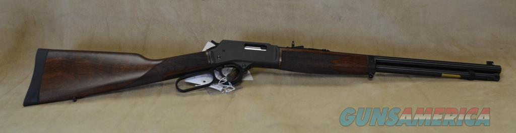 H012M41 Henry Big Boy Steel - 41 Mag  Guns > Rifles > Henry Rifle Company