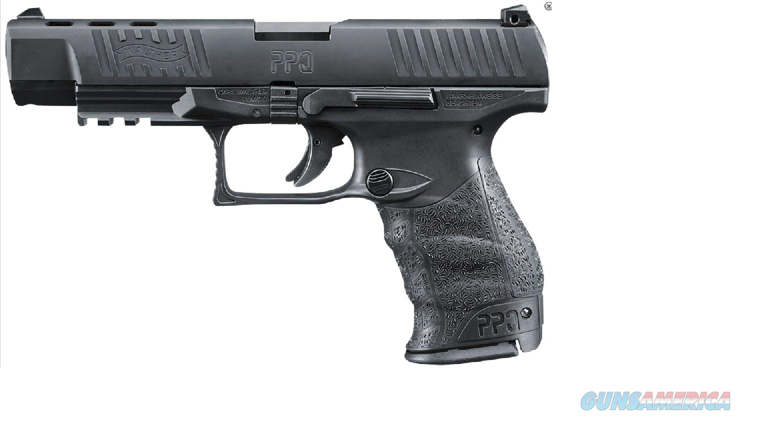 "2796091 Walther PPQ M2 - 5""  9mm  Guns > Pistols > Walther Pistols > Post WWII > P99/PPQ"