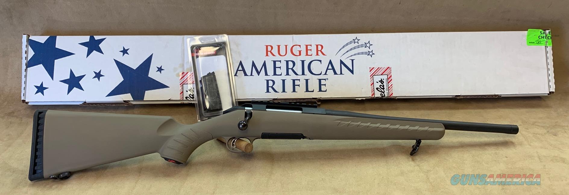 6968 Ruger American Ranch 300 Blackout + extra mag  Guns > Rifles > Ruger Rifles > American Rifle