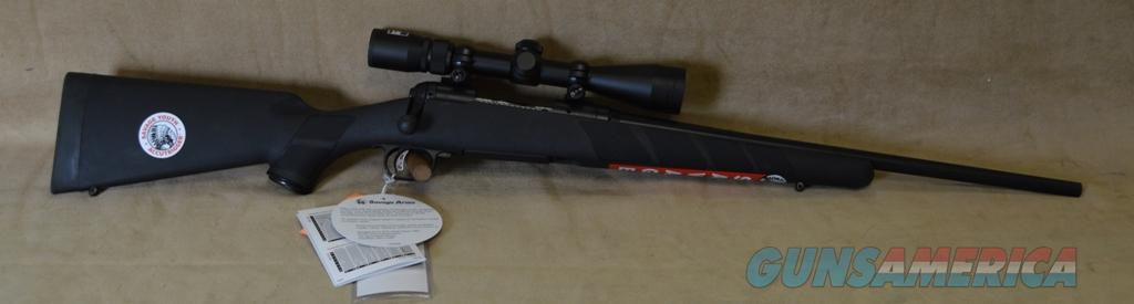 19708 Savage 11 Trophy Hunter XP Youth Package - 243 Win  Guns > Rifles > Savage Rifles > Accutrigger Models > Sporting