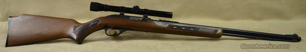 Marlin 120 Revelation w/Scope - 22 LR Used  Guns > Rifles > Marlin Rifles > Modern > Semi-auto