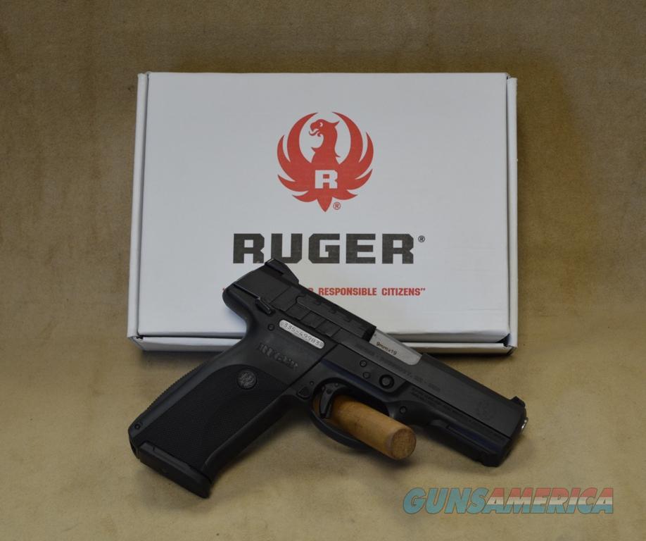 3340 Ruger SR9E Black - 9mm  Guns > Pistols > Ruger Semi-Auto Pistols > SR Family > SR9E