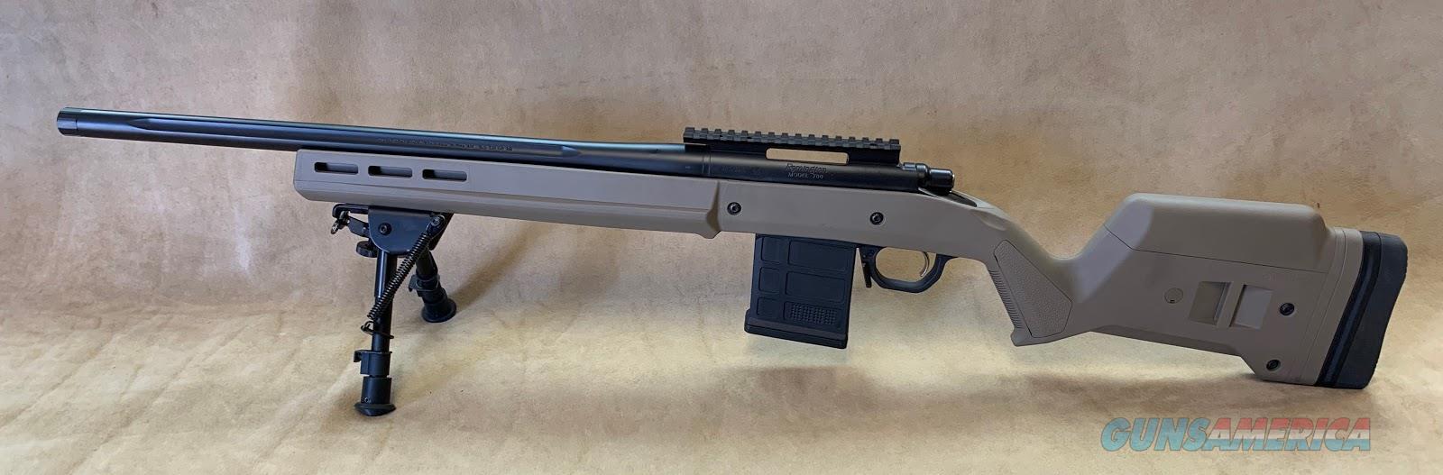 Remington 84302 700 Magpul 6.5 Creedmoor Used As New  Guns > Rifles > Remington Rifles - Modern > Model 700 > Tactical