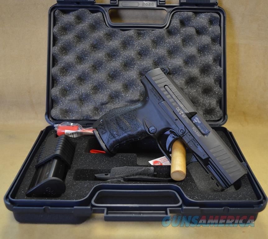 SALE 2796066 Walther PPQ M2 - 9mm 15+1  Guns > Pistols > Walther Pistols > Post WWII > P99/PPQ
