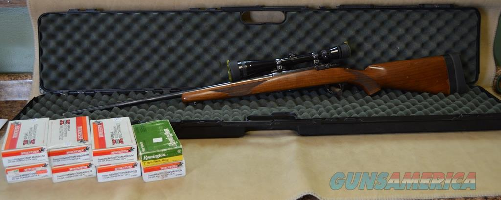 Ruger 77 Hawkeye Wood Package - 7mm Rem Mag - Used - Consignment  Guns > Rifles > Ruger Rifles > Model 77