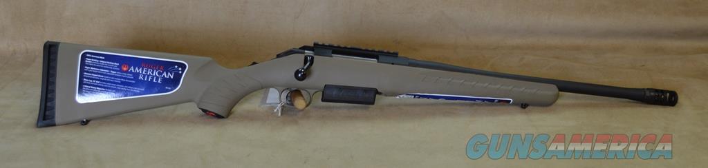 16950 Ruger American Ranch - 450 Bushmaster  Guns > Rifles > Ruger Rifles > American Rifle