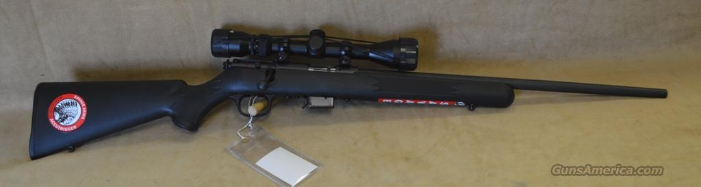 91806 Savage 93 FXP Package - 22 Mag  Guns > Rifles > Savage Rifles > Accutrigger Models > Sporting