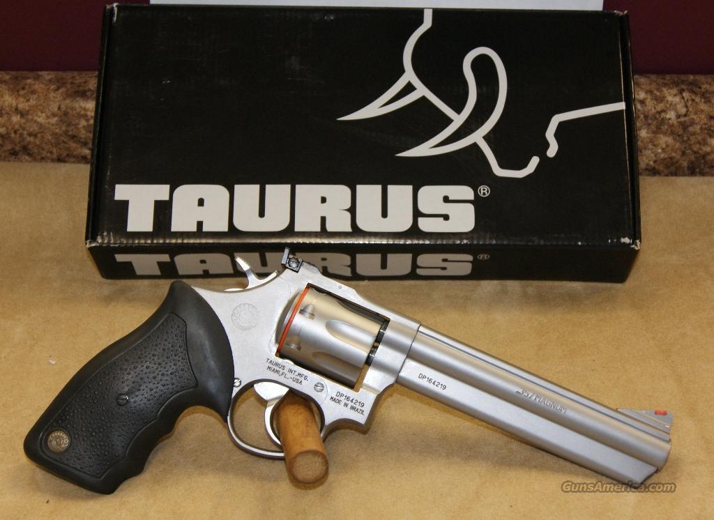 Taurus Model 66 Stainless