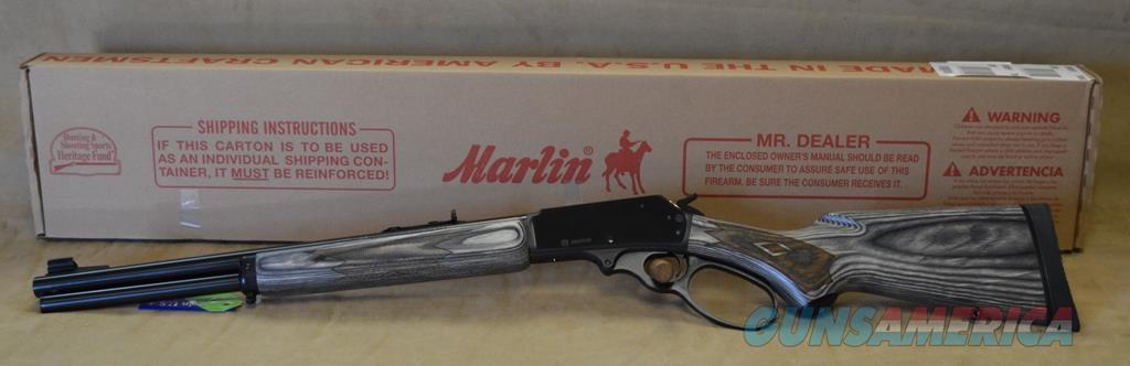 70454 Marlin 1895 ABL Large Loop / Lamainte - 45/70 - Exclusive  Guns > Rifles > Marlin Rifles > Modern > Lever Action