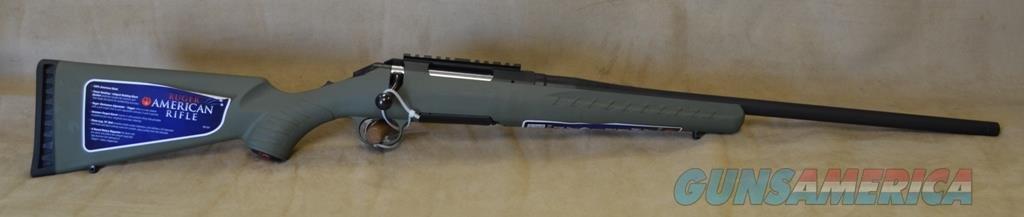 6945 Ruger American Predator - 22-250  Guns > Rifles > Ruger Rifles > American Rifle