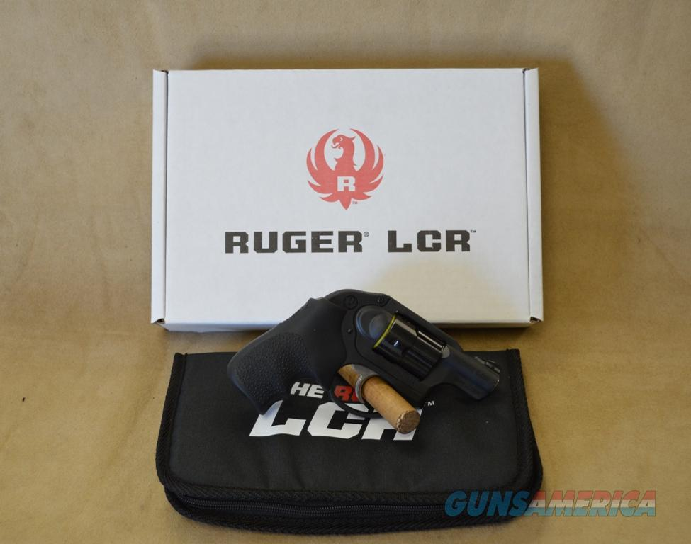 5456 Ruger LCR - 9mm  Guns > Pistols > Ruger Double Action Revolver > LCR