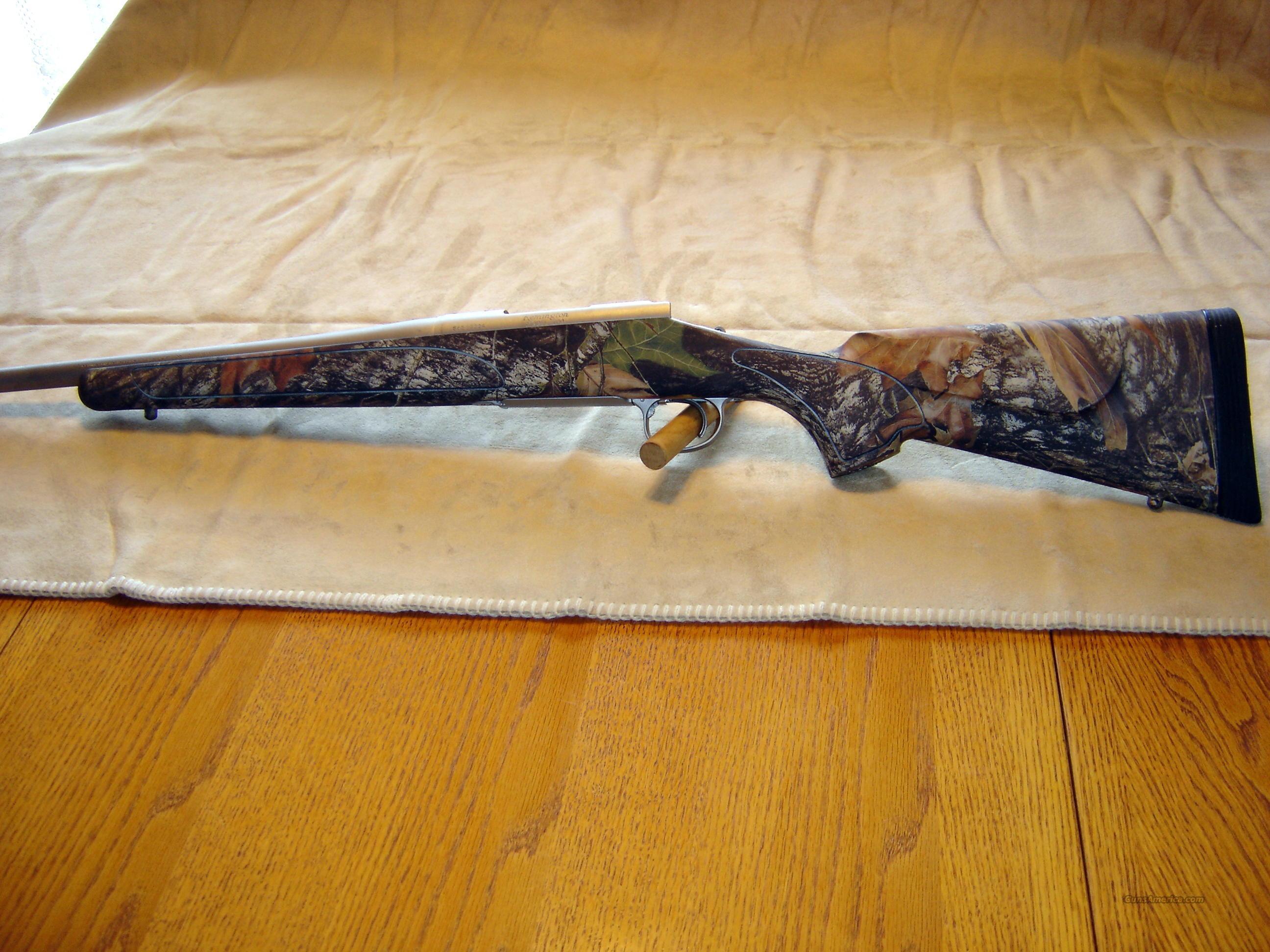 Remington 700 SPSS - 300 WSM  Guns > Rifles > Remington Rifles - Modern > Model 700 > Sporting