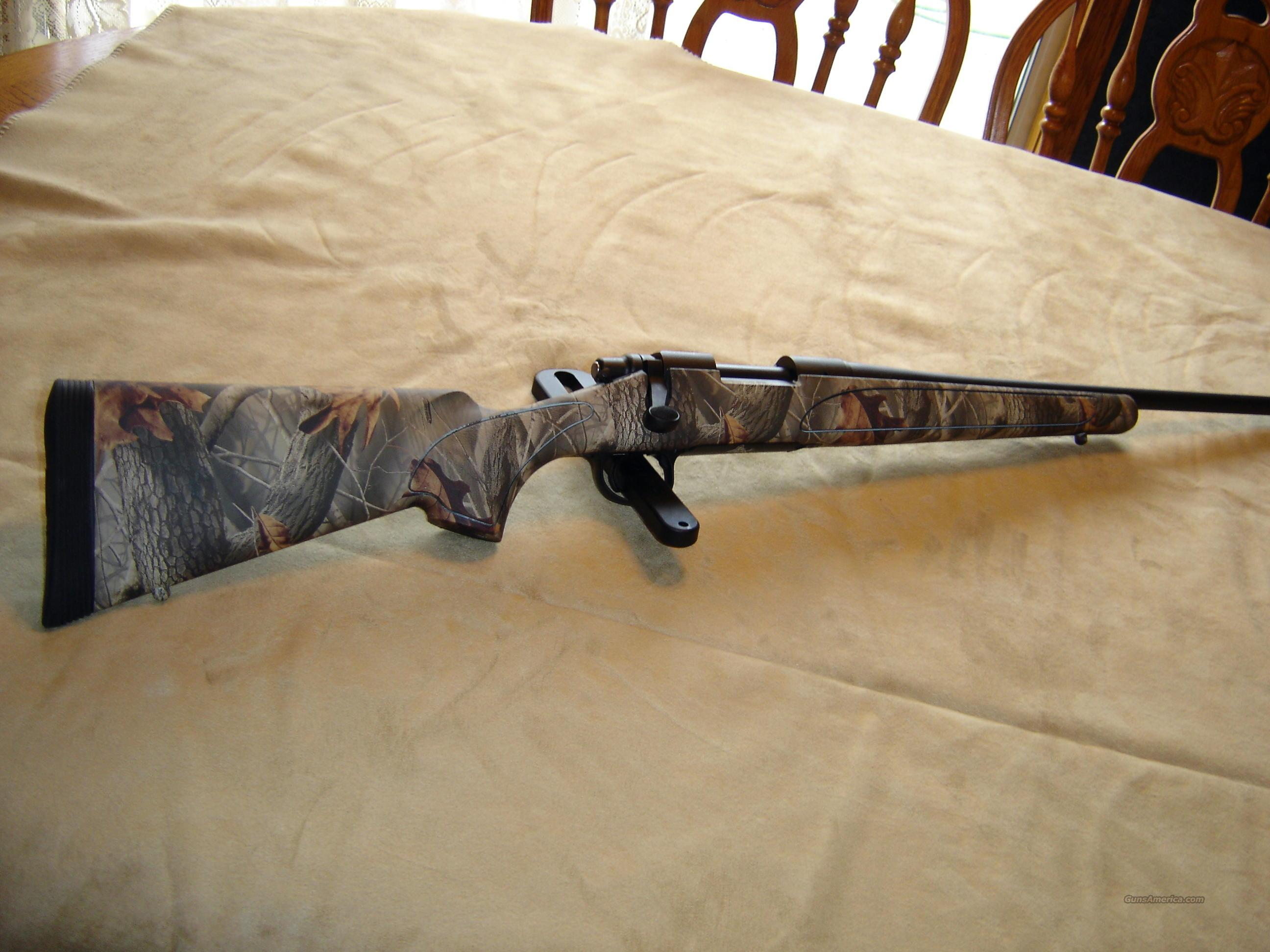 REMINGTON 700 SPS BUCKMASTER EDITION - 243WIN.  Guns > Rifles > Remington Rifles - Modern > Model 700 > Sporting
