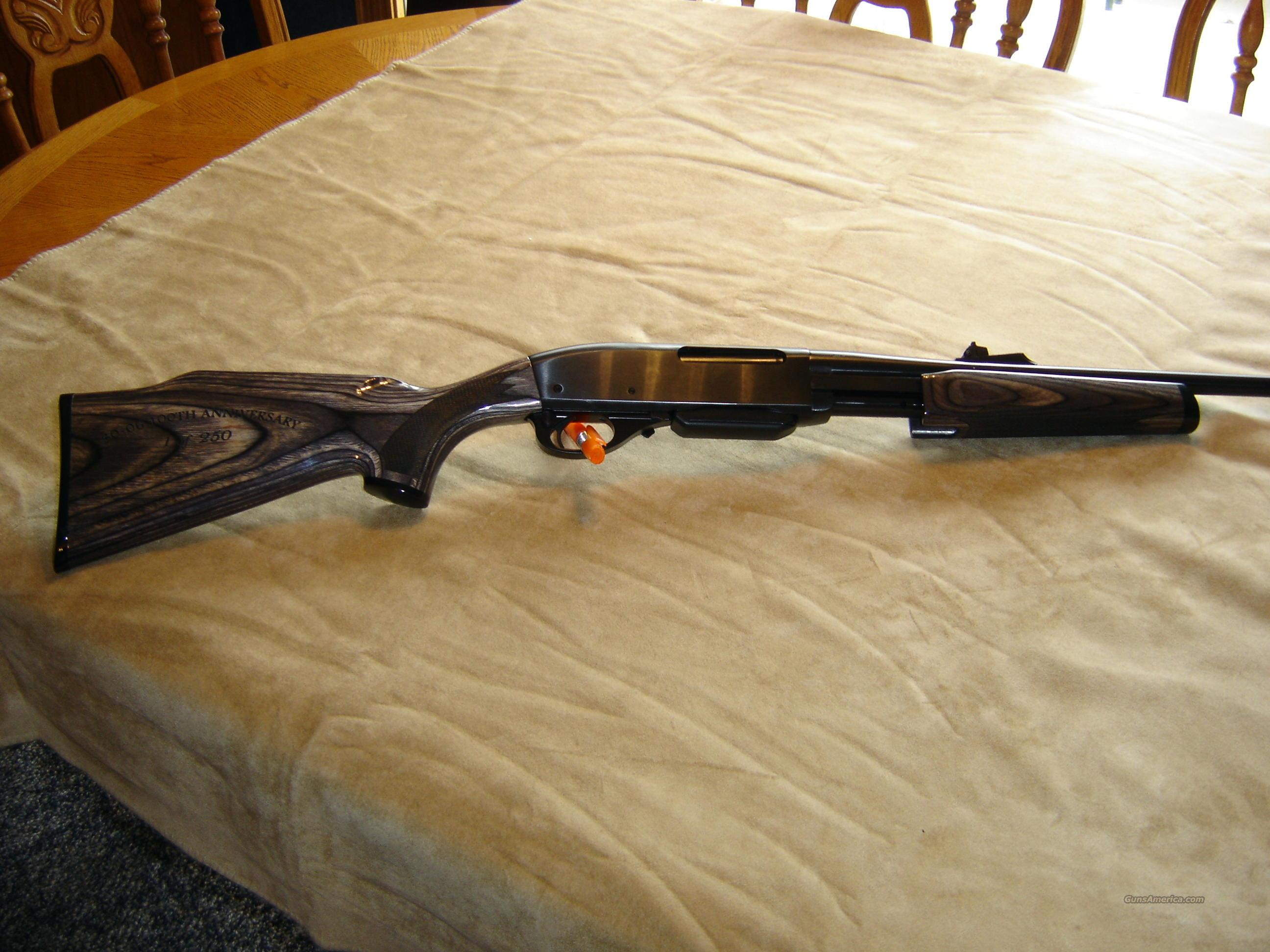 REMINGTON 7600 LIMITED - 30-06  Guns > Rifles > Remington Rifles - Modern > Non-Model 700