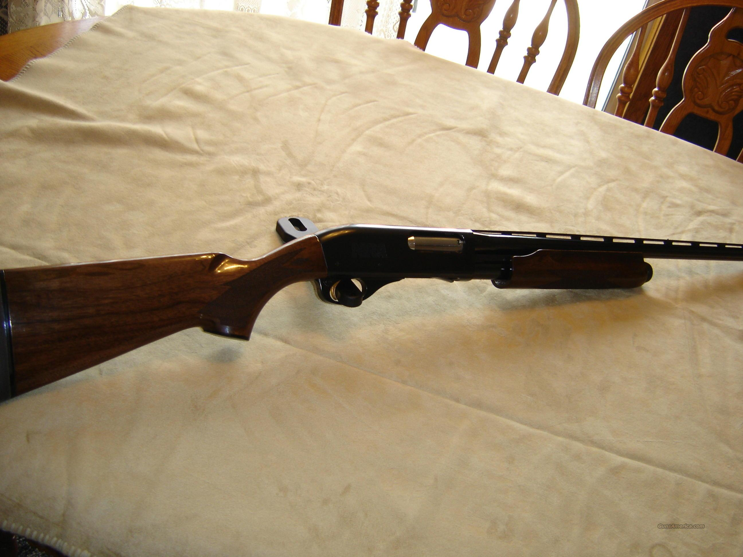 Rem. 870 Wingmaster - 12 GA - NRA EDITION  Guns > Shotguns > Remington Shotguns  > Pump > Hunting
