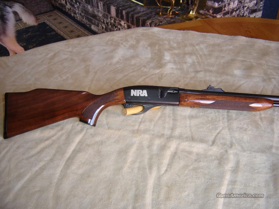 REMINGTON M 552- NRA-22 L.R.  Guns > Rifles > Remington Rifles - Modern > Bolt Action Non-Model 700