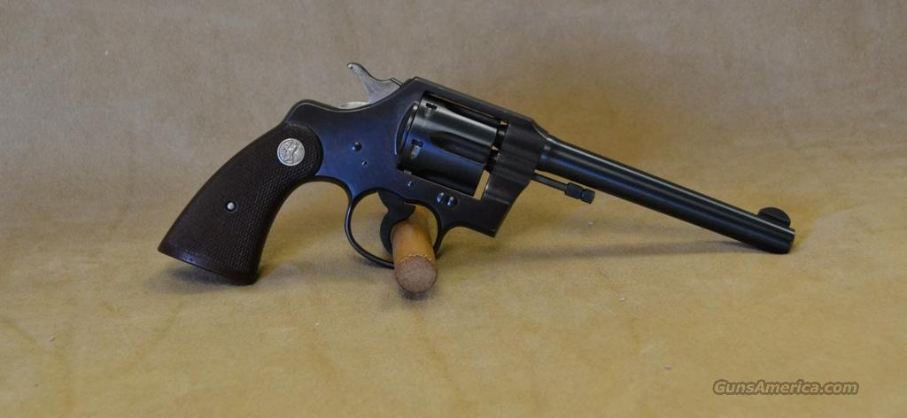 SALE Colt Official Police - 22 LR - Consignment (925)  Guns > Pistols > Colt Double Action Revolvers- Modern