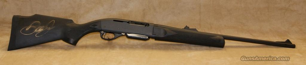 Remington Model 7400 Dale Earnhardt Jr Signed - 30-06  Guns > Rifles > Remington Rifles - Modern > Other