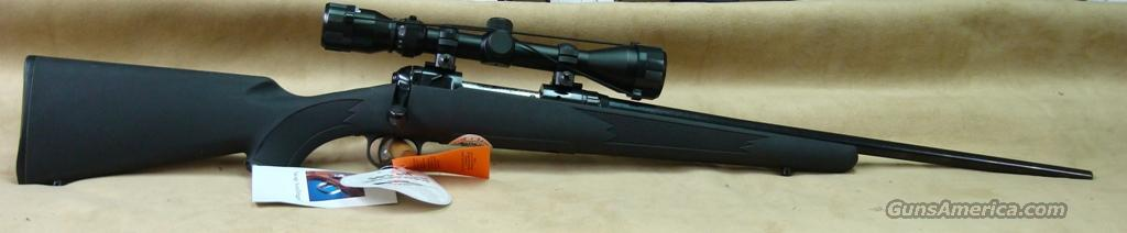 17695 Savage Model 10 FYXP YOUTH Black Synthetic/Blued Package - 243 Win  Guns > Rifles > Savage Rifles > Accutrigger Models > Sporting