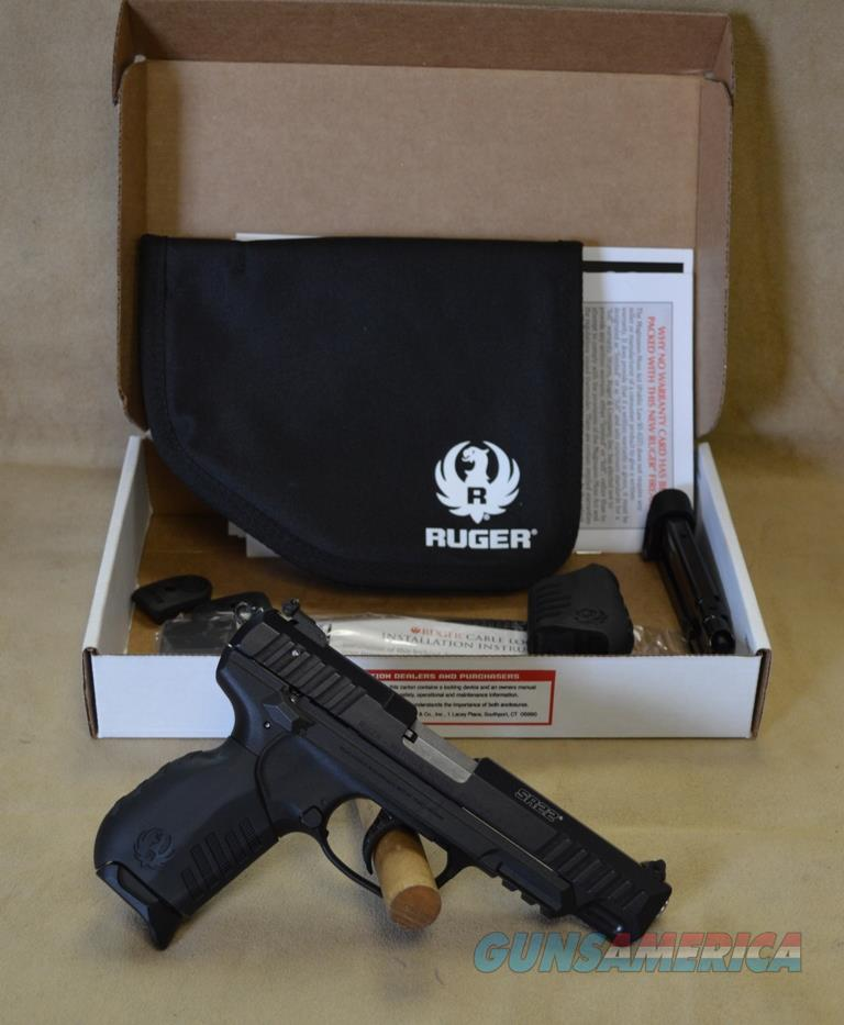 "3620 Ruger SR22 4.5"" - 22 LR  Guns > Pistols > Ruger Semi-Auto Pistols > SR Family > SR22"