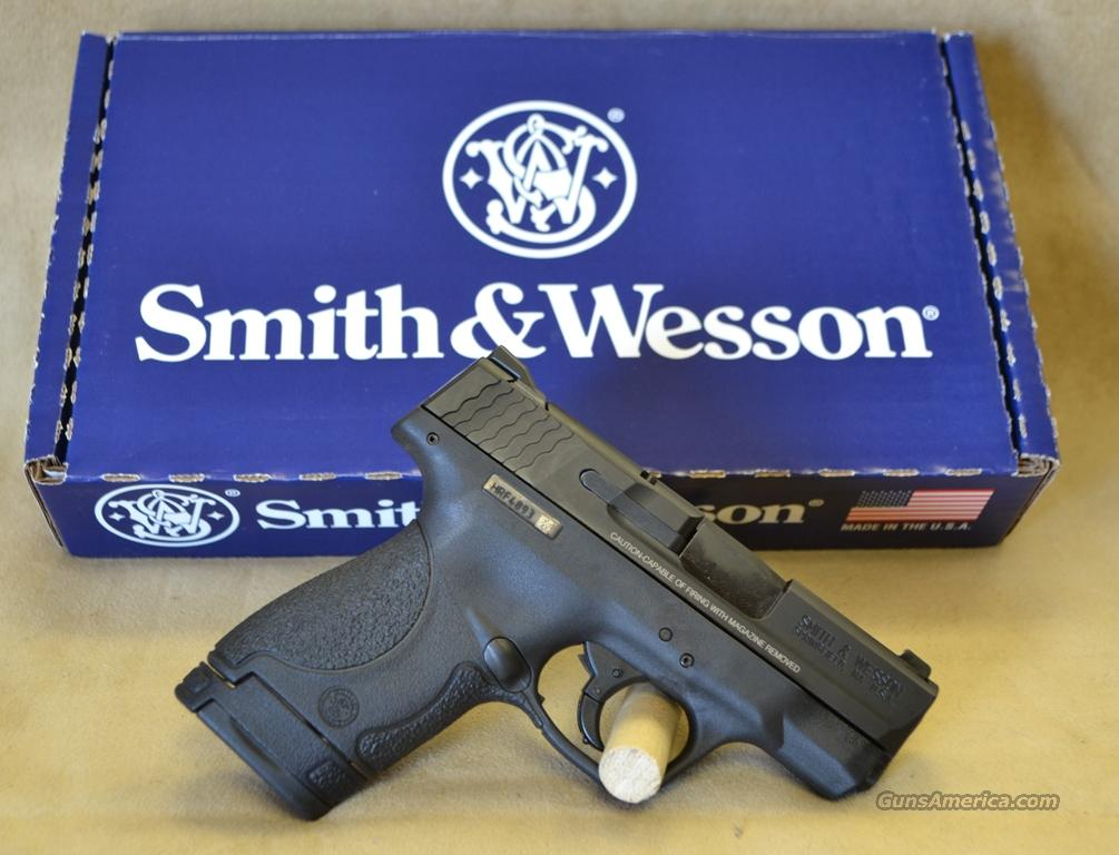 180020 Smith & Wesson M&P40 Shield - 40 S&W  Guns > Pistols > Smith & Wesson Pistols - Autos > Shield
