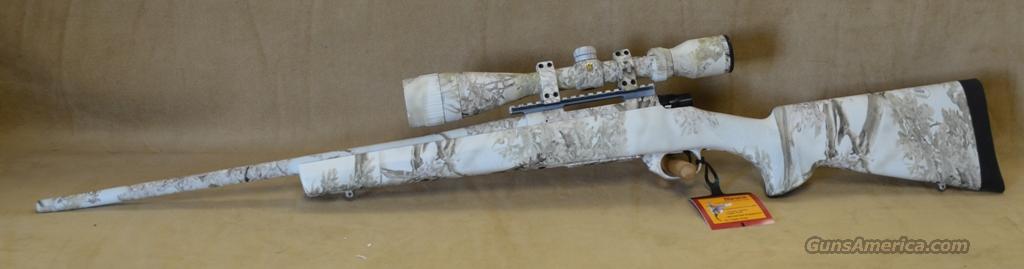 HGK60407SNW Howa Snowking Scope Package - 204 Ruger  Guns > Rifles > Howa Rifles