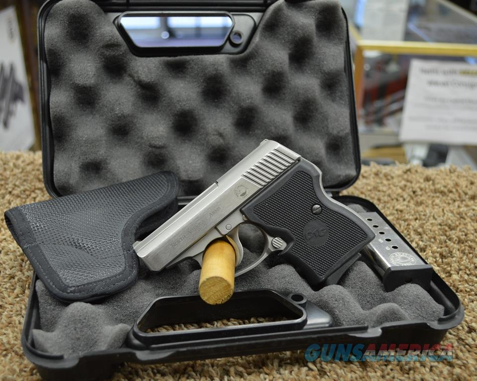 North American Arms Guardian Crimson Trace - 380 ACP - Used with box Consignment  Guns > Pistols > North American Arms Pistols