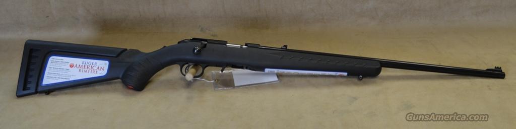 8301 Ruger American Rimfire - 22 LR  Guns > Rifles > Ruger Rifles > American Rifle